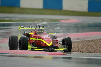 © Octane Photographic Ltd. MSVR - Donington Park, 29th April 2012 - F3 Cup. Tristan Cliffe, Dallara F307. Digital ref : 0311lw1d6158