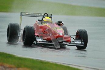 © Octane Photographic Ltd. MSVR - Donington Park, 29th April 2012 - F3 Cup. Chris Dittmann, Dallaar F301. Digital ref : 0311lw1d6188