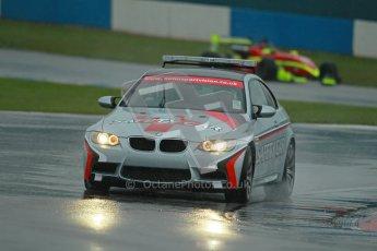 © Octane Photographic Ltd. MSVR - Donington Park, 29th April 2012 - F3 Cup. Safety car. Digital ref : 0311lw1d6328