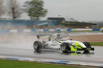 © Octane Photographic Ltd. MSVR - Donington Park, 29th April 2012 - F3 Cup. Benjamin Harvey, Dallara F307. Digital ref : 0311lw7d5448