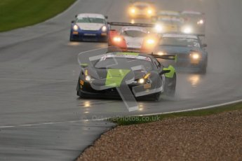 © Octane Photographic Ltd. MSVR - Donington Park, 29th April 2012 - GT Cup. Derek Johnstone, Ferrari 458 GT3. Digital ref : 0312lw1d6469