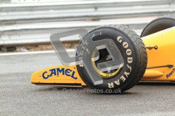 © Octane Photographic 2012. MSVR Media Day. Lotus 101 - Steve Griffith. Digital Ref: 0222lw7d4479