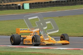 © Octane Photographic 2012. MSVR Media Day. Lotus 101 - Steve Griffith. Digital Ref : 0222lw7d4534