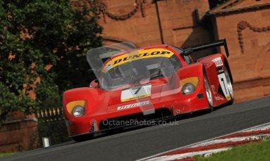 © Carl Jones/Octane Photographic Ltd. OSS Championship – Oulton Park. Saturday 1st September 2012. Qualifying. Michael Millard, Prosport LM300. Digital Ref : 0489cj7d0688