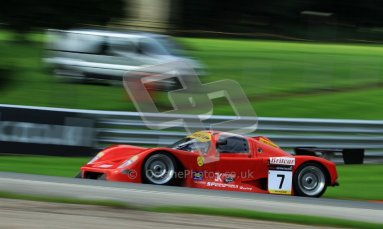 © Carl Jones/Octane Photographic Ltd. OSS Championship – Oulton Park. Saturday 1st September 2012. Qualifying. Michael Millard, Prosport LM300. Digital Ref : 0489cj7d0796
