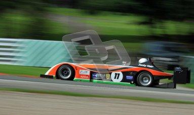 © Carl Jones/Octane Photographic Ltd. OSS Championship – Oulton Park. Saturday 1st September 2012. Qualifying. Jonathan Hair, Mallock Beagle MK36 DD. Digital Ref : 0489cj7d0825