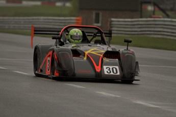 © Jones Photography. OSS Championship Round 1, Snetterton, 28th April 2012. Darcy Smith, Radical SR4. Digital Ref: 0390CJ7D0043