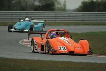 © Jones Photography. OSS Championship Round 1, Snetterton, 28th April 2012. Simon Tilling, Radical SR3. Digital Ref: 0390CJ7D0069
