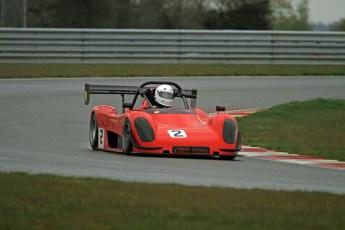 © Jones Photography. OSS Championship Round 1, Snetterton, 28th April 2012. Ake Bornebush, Radical Pro 6. Digital Ref: 0390CJ7D0074