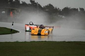 © Jones Photography. OSS Championship Round 1, Snetterton, 28th April 2012. Tim Covill, Mallock 31 Hayabsa. Digital Ref: 0390CJ7D0456