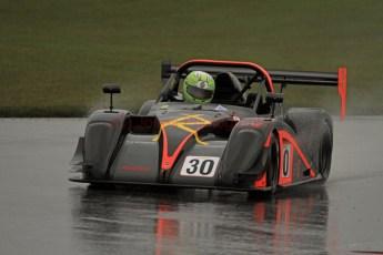 © Jones Photography. OSS Championship Round 1, Snetterton, 28th April 2012. Darcy Smith, Radical SR4. Digital Ref: 0390CJ7D0677