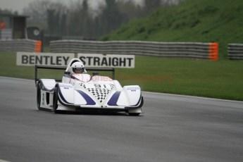 © Jones Photography. OSS Championship Round 1, Snetterton, 28th April 2012. Robert Ball, Nemesis RME7. Digital Ref: 0390CJ7D9554