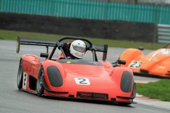 © Jones Photography. OSS Championship Round 1, Snetterton, 28th April 2012. Ake Bornebush, Radical Pro 6. Digital Ref: 0390CJ7D9612