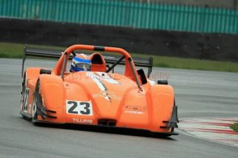 © Jones Photography. OSS Championship Round 1, Snetterton, 28th April 2012. Simon Tilling, Radical SR3. Digital Ref: 0390CJ7D9614