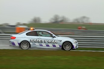 © Jones Photography. OSS Championship Round 1, Snetterton, 29th April 2012. Saftey Car. Digital Ref: 0390CJ7D0824