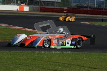 © Carl Jones/Octane Photographic Ltd. OSS Championship – Silverstone. Saturday 28th July 2012. Jonathan Hair, Mallock Beagle Mk36 DD