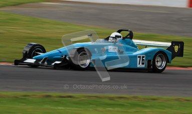 © Carl Jones/Octane Photographic Ltd. OSS Championship – Silverstone. Saturday 28th July 2012. Ginger Marshall, Bowlby Mark 2