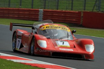 © Carl Jones/Octane Photographic Ltd. OSS Championship – Silverstone. Sunday 29th July 2012. Michael Millard, Prosport LM300