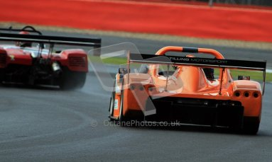 © Carl Jones/Octane Photographic Ltd. OSS Championship – Silverstone. Sunday 29th July 2012. Simon Tilling, Radical SR3