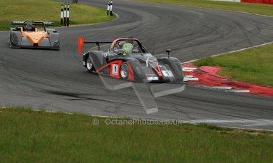 World © Octane Photographic Ltd/ Carl Jones. Saturday 8th June 2013. BRSCC OSS Championship. OSS Championship.  Darcy Smith - Radical SR4. Digital Ref: 0721cj7d0070