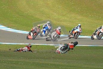 © Octane Photographic Ltd 2012. SBK European GP - Superstock 1000 Race – Sunday 13th May 2012. Adam Jenkinson - Padgett's Racing. Digital Ref :  0336cb1d4814