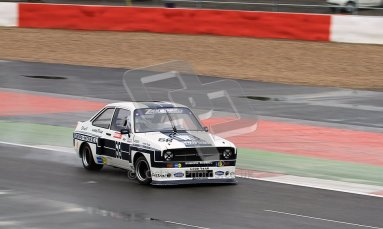 © Carl Jones / Octane Photographic Ltd. Silverstone Classic. Fujifilm Touring Car Trophy 1970-2000. Friday 20th July 2012, Mark Wright, Ford RS1800. Digital Ref : 0413CJ7D0175
