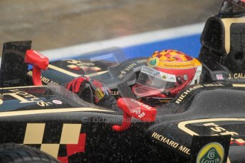 © 2012 Octane Photographic Ltd. British GP Silverstone - Friday 6th July 2012 - GP2 Practice - Lotus GP - James Calado. Digital Ref :