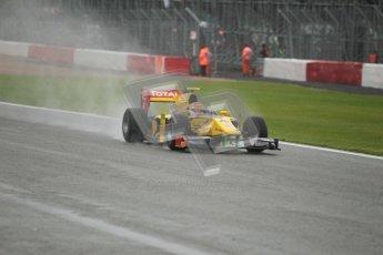© 2012 Octane Photographic Ltd. British GP Silverstone - Friday 6th July 2012 - GP2 Qualifying - Dams - Felipe Nasr. Digital Ref :  0399lw1d2904