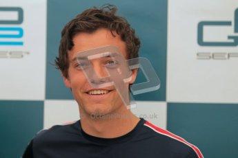 © 2012 Octane Photographic Ltd. British GP Silverstone - Friday 6th July 2012 - GP2 Qualifying - iSport International - Jolyon Palmer. Digital Ref :  0399lw1d3244
