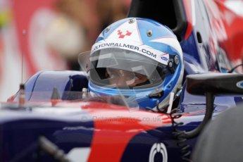 © 2012 Octane Photographic Ltd. British GP Silverstone - Sunday 8th July 2012 - GP2 Race 2 - Jolyon Palmer on the grid - iSport International. Digital Ref : 0401lw7d6847