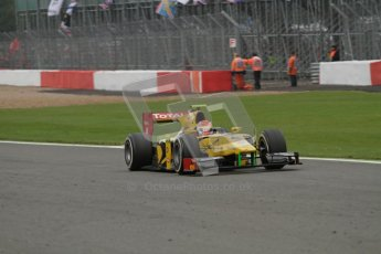 © 2012 Octane Photographic Ltd. British GP Silverstone - Sunday 8th July 2012 - GP2 Race 2 - Dams - Felipe Nasr. Digital Ref : 0401lw7d7186