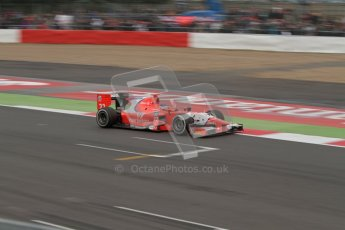 © 2012 Octane Photographic Ltd. British GP Silverstone - Sunday 8th July 2012 - GP2 Race 2 - Arden International - Simon Trummer. Digital Ref : 0401lw7d7393