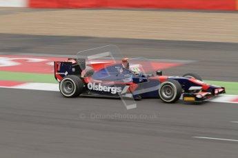 © 2012 Octane Photographic Ltd. British GP Silverstone - Sunday 8th July 2012 - GP2 Race 2 - iSport International - Marcus Ericsson. Digital Ref : 0401lw7d7455