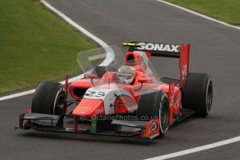 © 2012 Octane Photographic Ltd. British GP Silverstone - Sunday 8th July 2012 - GP2 Race 2 - Arden International - Luiz Razia. Digital Ref : 0401lw7d7540