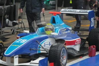 © 2012 Octane Photographic Ltd. British GP Silverstone - Friday 6th July 2012 - GP3 Practice - Atech CRS Grand Prix - Tamas Pal Kiss. Digital Ref : 0397lw1d2186