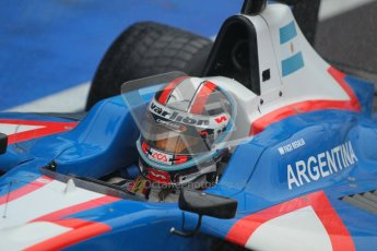 © 2012 Octane Photographic Ltd. British GP Silverstone - Friday 6th July 2012 - GP3 Practice - Jenzer Motorsport - Facu Regalia. Digital Ref : 0397lw1d2213