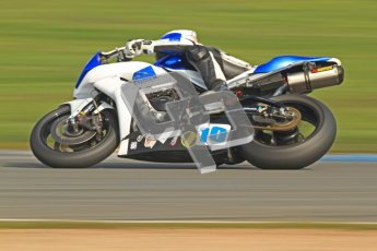 © Octane Photographic Ltd. Thundersport – Donington Park - 24th March 2012. RLRmotorsports.com 600 Sportsman Elite, Jenny Tinmouth. Digital ref : 0260cb7d3465