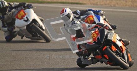 © Octane Photographic Ltd. Thundersport – Donington Park - 24th March 2012. RLRmotorsports.com 600 Sportsman Elite, Michael Robertson. Digital ref : 0260cb7d3499