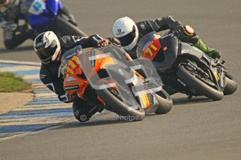 © Octane Photographic Ltd. Thundersport – Donington Park - 24th March 2012. RLRmotorsports.com 600 Sportsman Elite, Ross Ashman. Digital ref : 0260cb7d3539