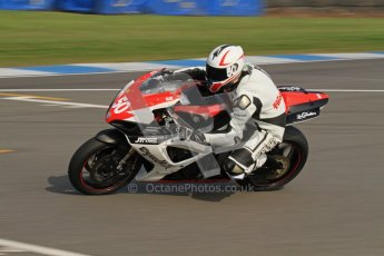 © Octane Photographic Ltd. Thundersport – Donington Park - 24th March 2012. RLRmotorsports.com 600 Sportsman Elite, Sam Thompson. Digital ref : 0260lw7d3205