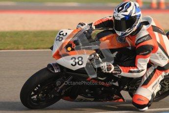 © Octane Photographic Ltd. Thundersport – Donington Park - 24th March 2012. RLRmotorsports.com 600 Sportsman Elite, Dan Harrison. Digital ref : 0260lw7d3387