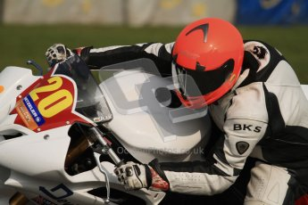 © Octane Photographic Ltd. Thundersport – Donington Park - 24th March 2012. RLRmotorsports.com 600 Sportsman Elite, Jamie Devine. Digital ref : 0260lw7d3599