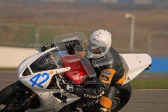 © Octane Photographic Ltd. Thundersport – Donington Park - 24th March 2012. RLRmotorsports.com 600 Sportsman Elite, Andrew Cameron. Digital ref : 0260lw7d3636