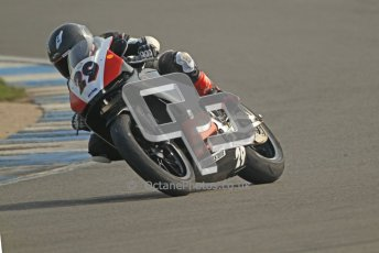 © Octane Photographic Ltd. Thundersport – Donington Park -  24th March 2012. Aprillia RRV450GP Challenge, Phil Canessa. Digital ref : 0259cb7d3213