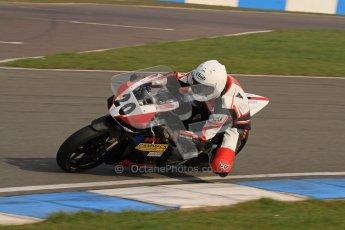 © Octane Photographic Ltd. Thundersport – Donington Park -  24th March 2012, Tom Oliver. Aprillia RRV450GP Challenge. Digital ref : 0259lw7d3117