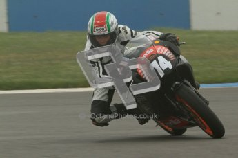 © Octane Photographic Ltd. Thundersport – Donington Park - 24th March 2012. Aprillia Superteens, Joe Thompson. Digital ref : 0252cb7d1436