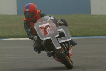 © Octane Photographic Ltd. Thundersport – Donington Park - 24th March 2012. Aprillia Superteens, Louis Valleley. Digital ref : 0252cb7d1443