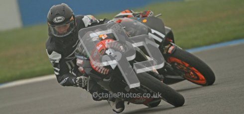 © Octane Photographic Ltd. Thundersport – Donington Park - 24th March 2012. Aprillia Superteens, Nathan Harrison. Digital ref : 0252cb7d1455