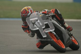 © Octane Photographic Ltd. Thundersport – Donington Park - 24th March 2012. Aprillia Superteens, Sam Smith. Digital ref : 0252cb7d1457