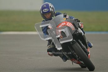 © Octane Photographic Ltd. Thundersport – Donington Park - 24th March 2012. Aprillia Superteens, William Caines. Digital ref : 0252cb7d1476